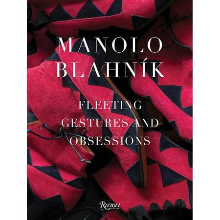 Manolo Blahnik : Fleeting Gestures and Obsessions Manolo Blahnik Crystal