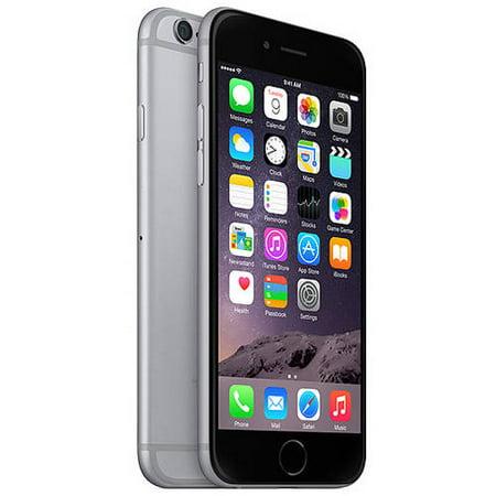Refurbished Verizon Preapid Apple Iphone 6 16Gb  Space Gray
