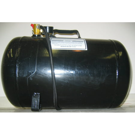 LAMINATED POSTER Compressed Air Tank .. save for use in cardboard boats Poster Print 24 x 36
