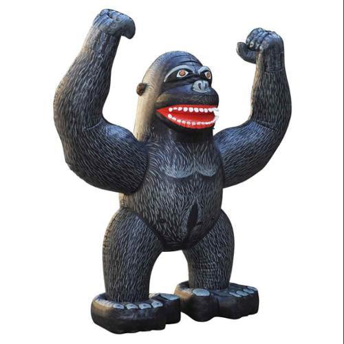 96 in. Standing Tall Gorilla