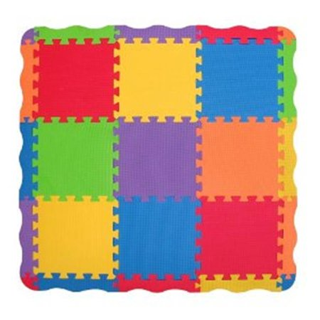 Edu Mat - Edu-Tiles Play Mat - 25 Piece Set