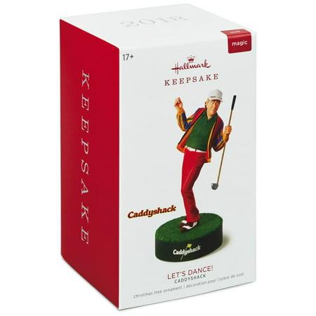 Hallmark Keepsake 2018 Caddyshack™ Let's Dance! Ornament With - Dance Ornaments
