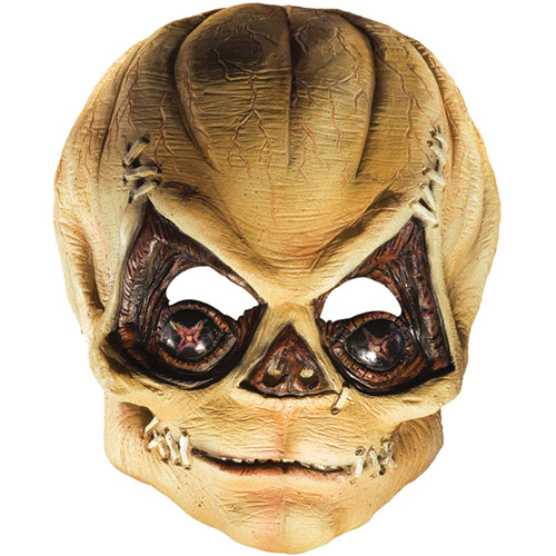 Sam The Demon Adult Halloween Latex Mask Accessory
