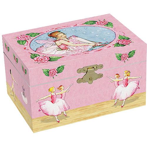 Enchantmints Ballerinas Musical Jewelry Box