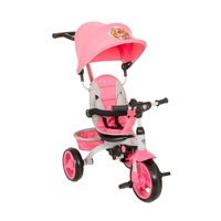 KidsEmbrace Nickelodeon Paw Patrol Skye 4-in-1 Push and Ride Stroller Tricycle