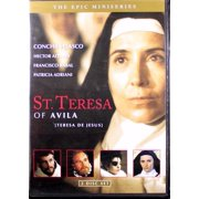 St. Teresa of Avila The Epic Miniseries 3 Disc DVD Set by