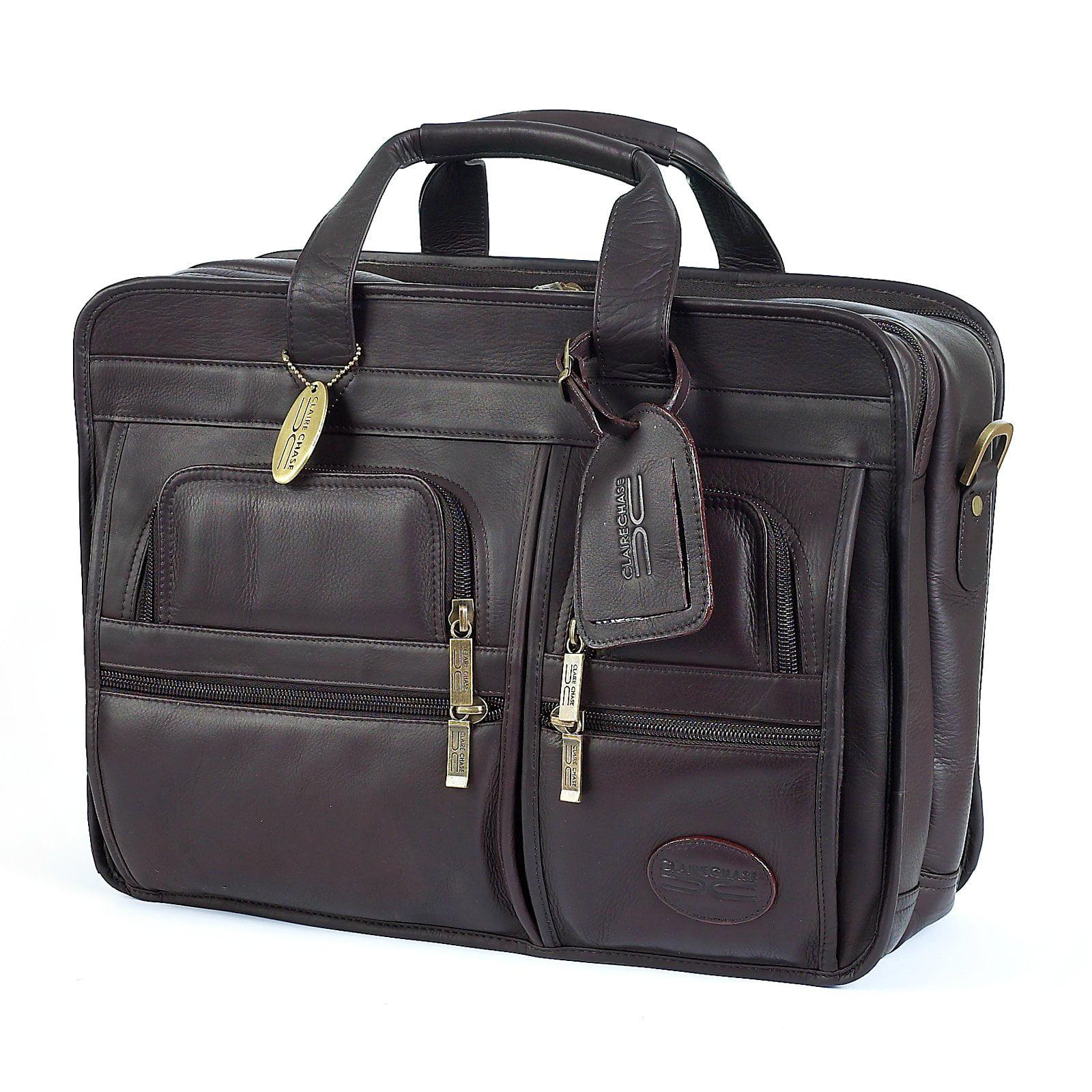 Claire Chase Executive Briefcase