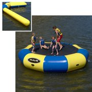 15 ft. RAVE Sports Bongo Water Bouncer Package