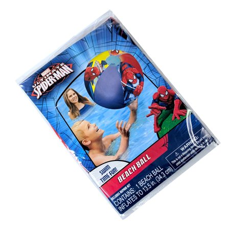 Mana Pool (Marvel Spider-Man Inflatable Beach Ball Kids Superhero Pool Toy )