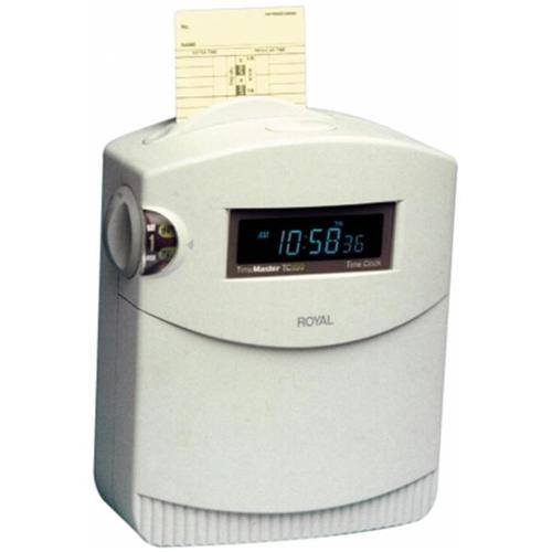ADLER ROYAL ADLTC100 Royal Tc100 Timemaster - Electronic Time Clock