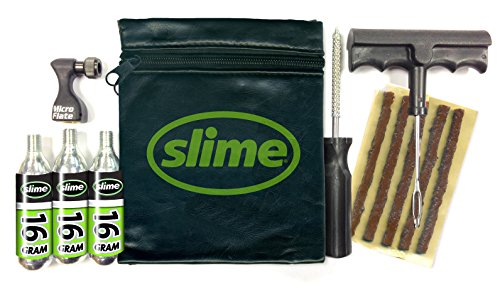 slime tire repair kit instructions