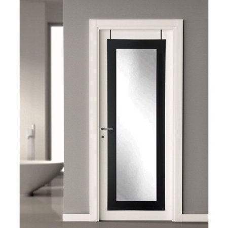 Brandt Works Llc Over The Door Full Length Wall Mirror