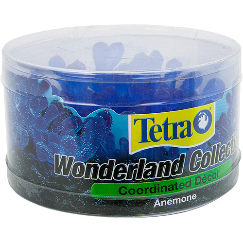 Tetra 26649 Wonderland Collection Blue Anemone (Pack of 1)