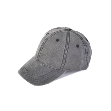 948b2eae4a9 Top Headwear Denim Baseball Cap - Brown - image 1 of 1 ...