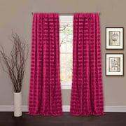 Emma Pink Window Curtain