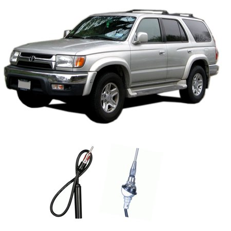 Toyota 4runner Fender Replacement - Toyota 4 Runner 1996-2002 Factory OEM Replacement Radio Stereo Custom Antenna