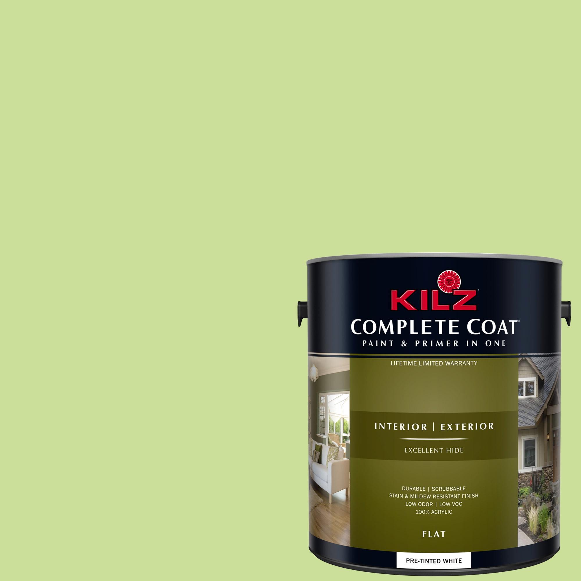 KILZ COMPLETE COAT Interior/Exterior Paint & Primer in One #LG240-01 Tree Line