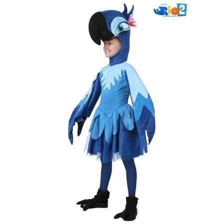 Child Rio Jewel Costume - Halloween Nz