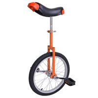 """KOVAL 18"""" Wheel Unicycle with Quick Release Adjustable Seat"""