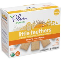Baby & Toddler Snacks: Plum Organics Little Teethers