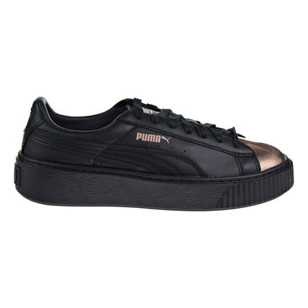 Puma Basket Platform Metallic Women