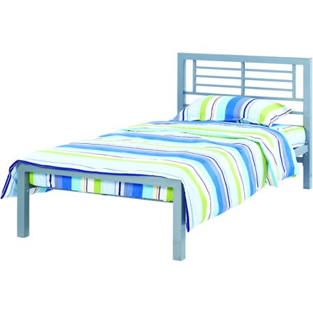 Yourzone Metal Bed Frame Twin Size Multiple Colors