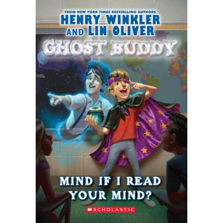 Ghost Buddy #2: Mind If I Read Your Mind? - Library Edition -
