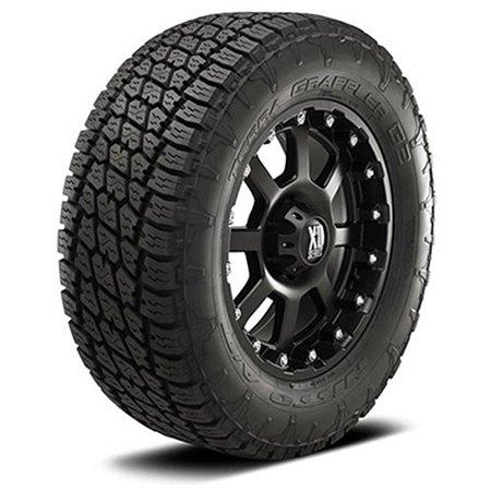 Nitto Terra Grappler G2 Lt265 70R17 10 Tire 121S