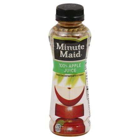 Minute Maid Apple Juice, 12 Fl. Oz