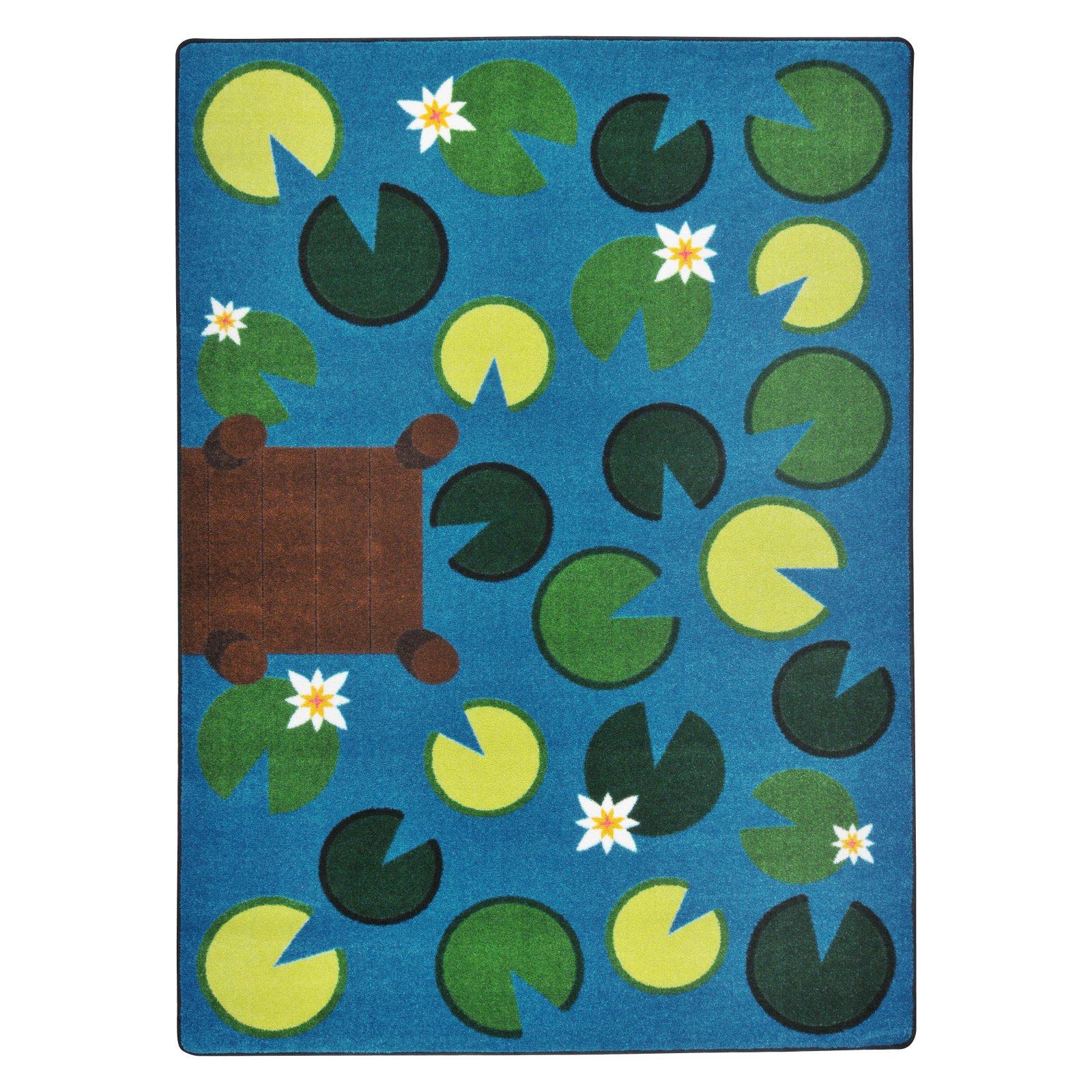 Joy Carpets Playful Pond