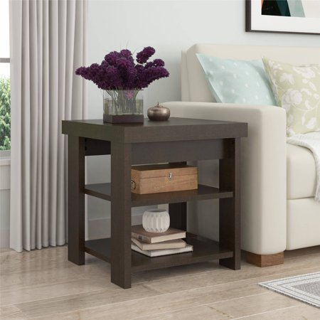 Larkin End Table by Ameriwood, Multiple Finishes
