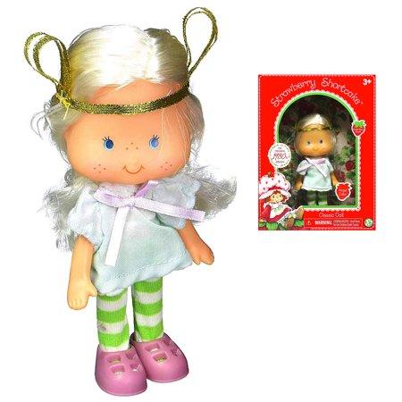 "Strawberry Shortcake Angel Cake Retro Classic Doll Re-Issue 6"""