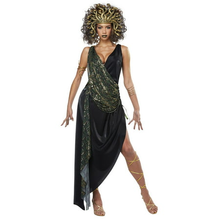 Sedusa Women's Halloween Costume - Straight Jacket Womens Halloween Costume