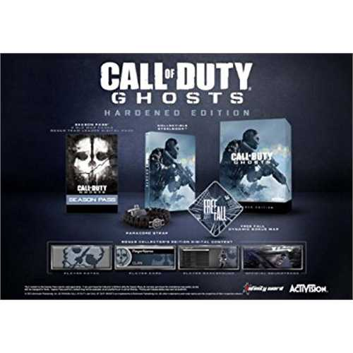 Refurbished Call of Duty: Ghosts Hardened Edition - Xbox 360