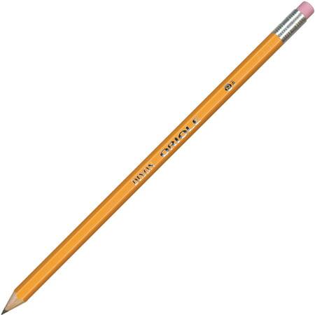 Dixon Permanent Pen - Dixon, DIX12866, Oriole HB No. 2 Pencils, 144 / Box