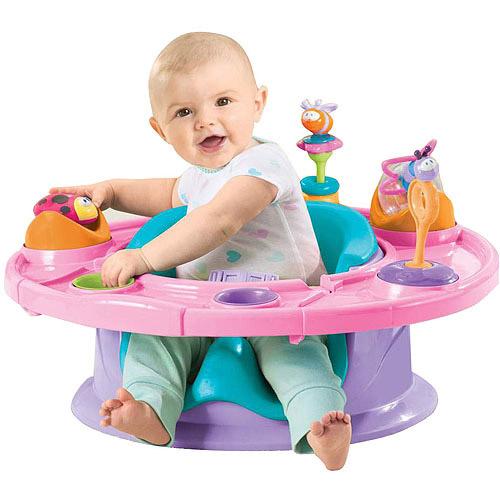 Summer Infant 3-Stage Super Booster Seat, Girl