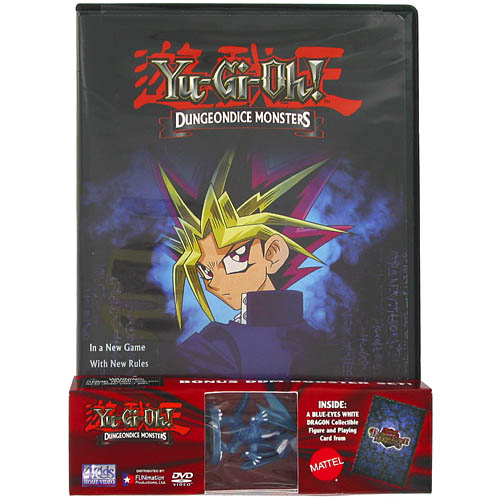 Yu-Gi-Oh!, Vol. 16: Dungeon Dice Monsters