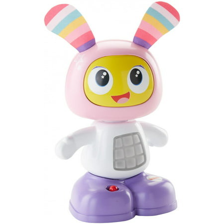 Fisher-Price Bright Beats Juniors Beatbelle Interactive Bobble Head