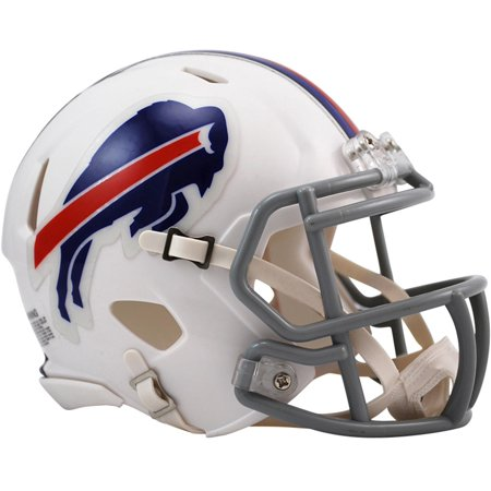- Riddell Buffalo Bills Revolution Speed Mini Football Helmet
