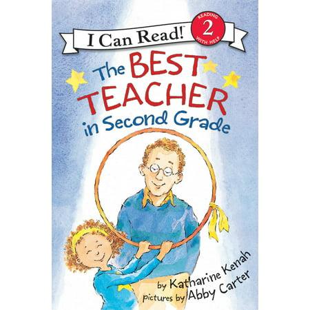 The Best Teacher in Second Grade - eBook