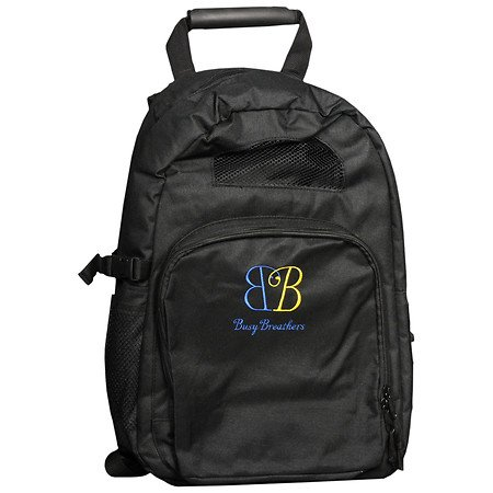 Busy Breathers Deluxe Oxygen Tank Backpack 1.0 ea.(pack of 1)