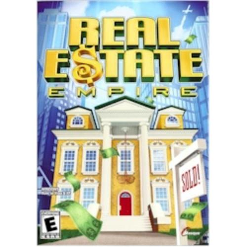Masque Publishing Real Estate Empire - Simulation Game - Pc (realestateemp)