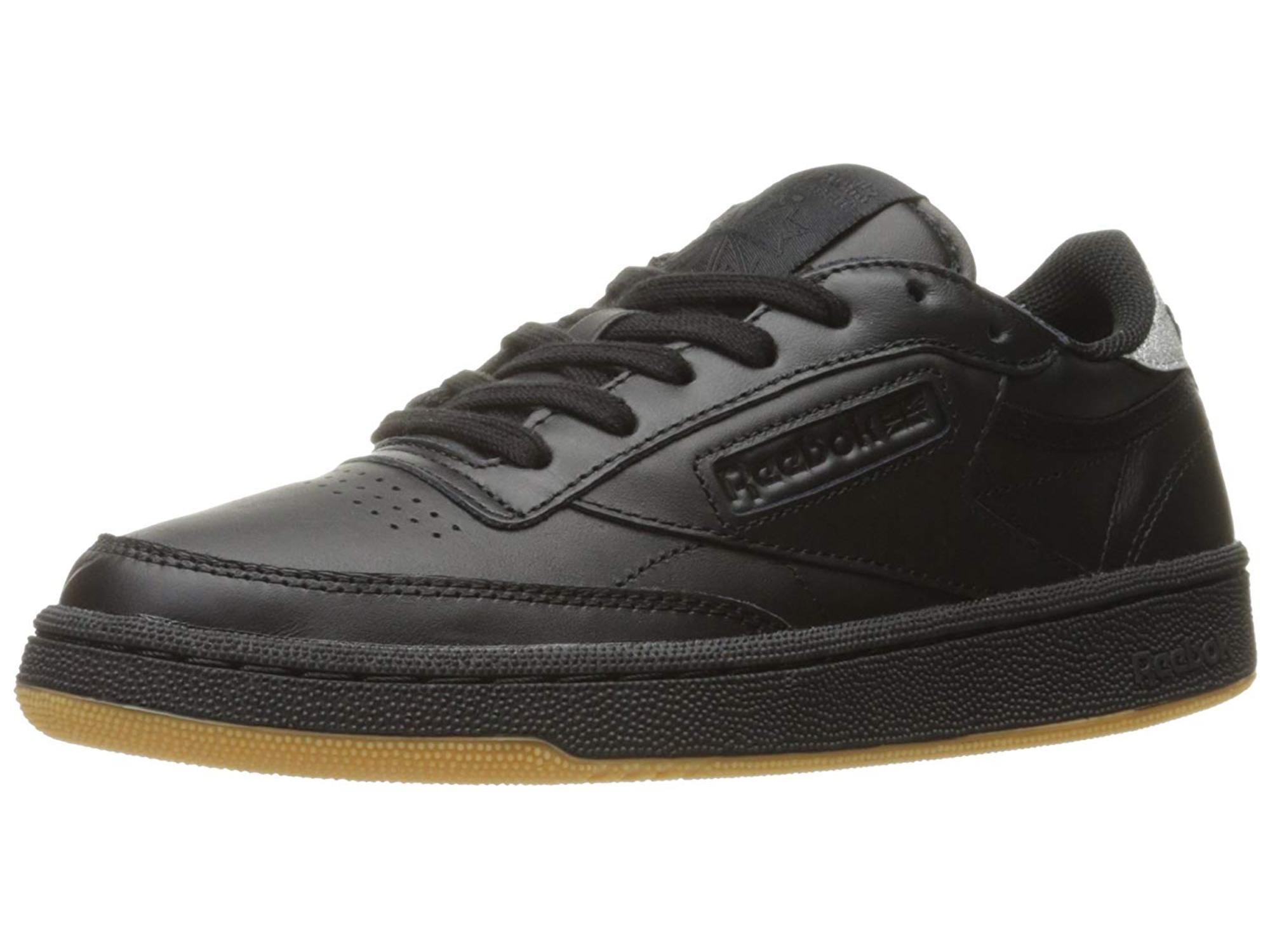 16d8bbb9705 Reebok Women s Club C 85 Diamond Fashion Sneaker