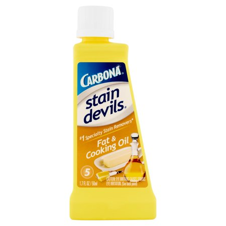Carbona Stain DevilsR Fat And Cooking Oil Remover 17 Ounces