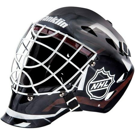 Hockey Goalie Mask (Franklin Sports GFM 1500 NHL Goalie Face Mask)