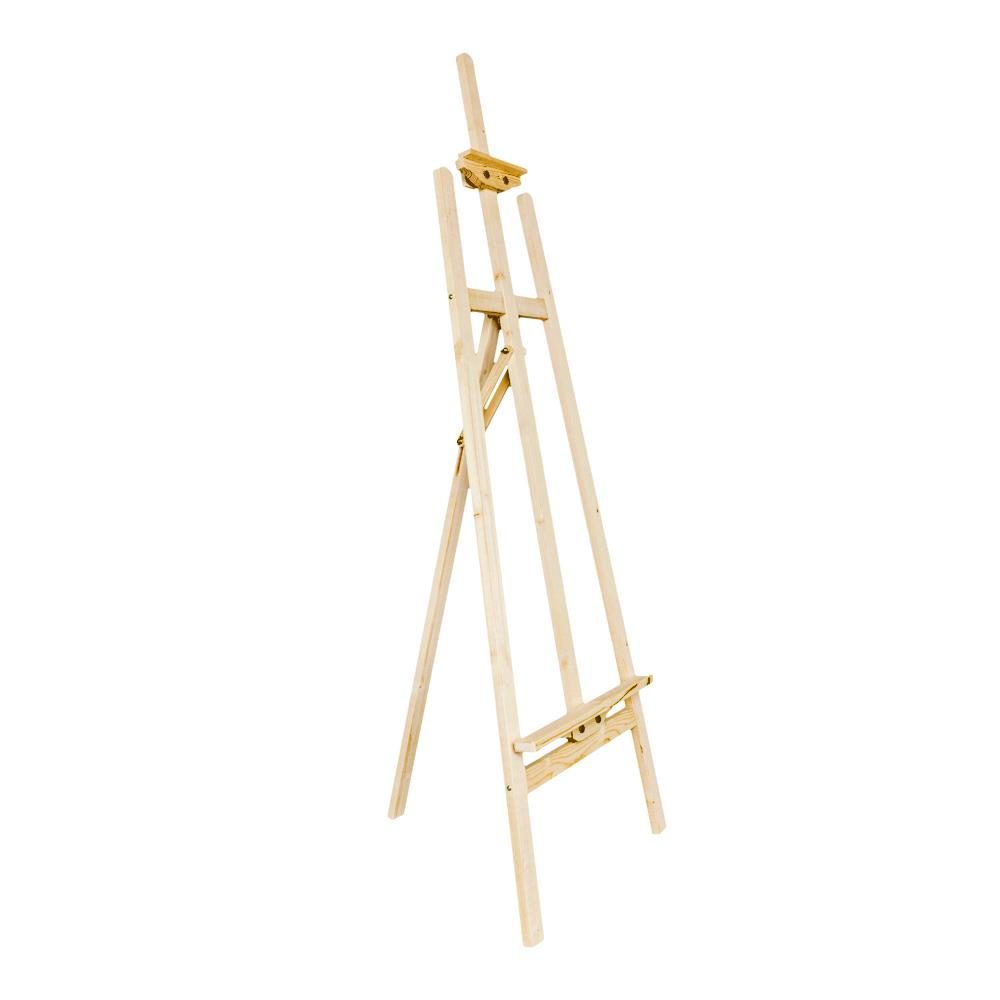 Exhibition Stand Height : Zimtown ft portable tripod easel stand height adjustable for
