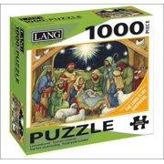 Christmas Nativity 1000 Piece Puzzle -