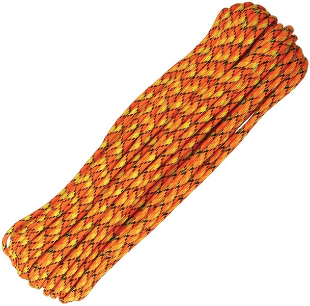 Parachute Cord Parachute Cord Atomic 100ft P39 (ATOMIC 100FT) Multi-Colored