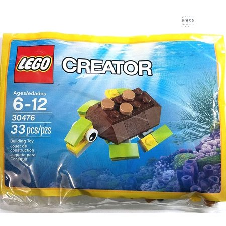 Creator Happy Turtle Set LEGO 30476 [Bagged]](Happy Halloween Logo 2017)