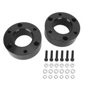 Ccdes 2.5in Leveling Lift Kit Black Car Accessory Fits for Ford F150 2WD 4WD 2004-2018, Accessory for Ford , Leveling Lift Kit for Ford